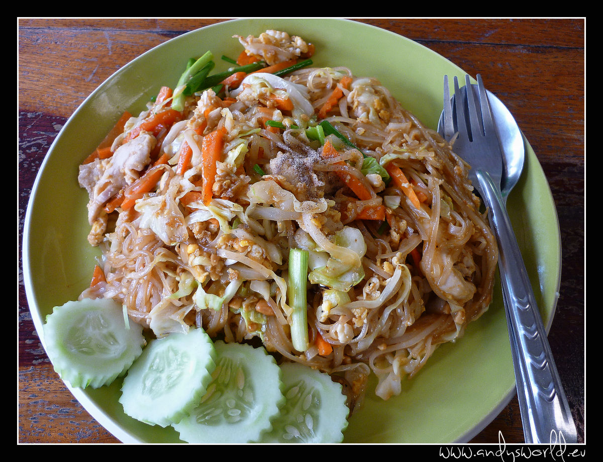 padthai chicken